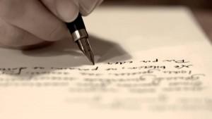 írni nehéz