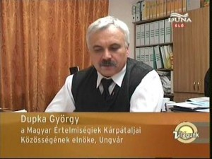 Dupka György 2007-ben (Forrás: nava.hu)