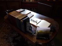 CsL_02. A könyvgyűjtő íróasztala