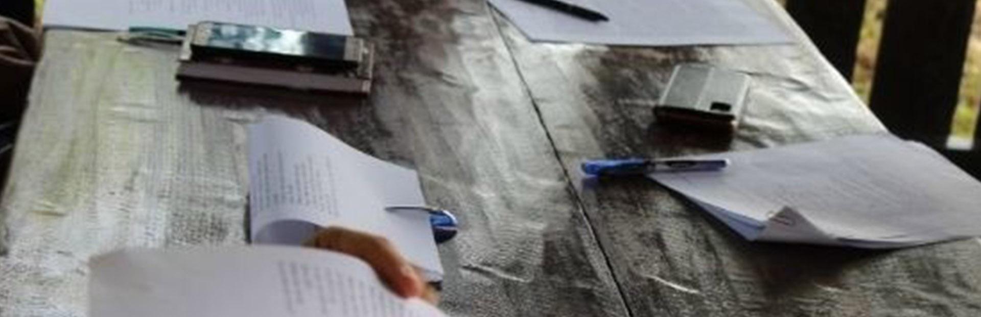Kontros Ferenc: Három nap az írótáborban